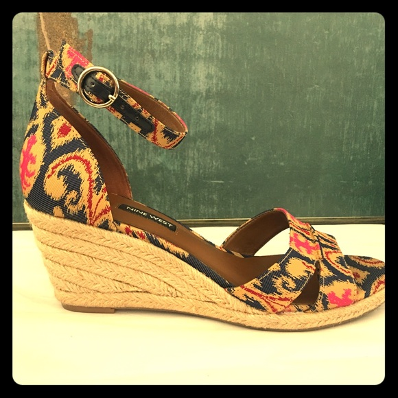 0243fadd40 Nine West Shoes | Jeranna Wedges | Poshmark